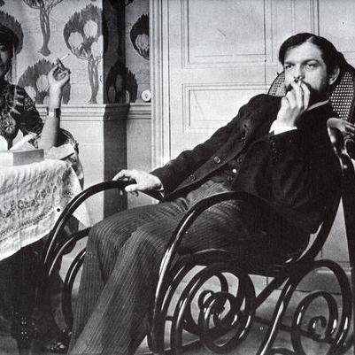 Claude Debussy, Deuxième Arabesque, Piano