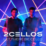 Download 2Cellos 'Champions Anthem' Printable PDF 3-page score for Classical / arranged Cello Duet SKU: 410002.