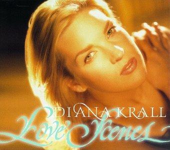 Diana Krall, Garden In The Rain, Melody Line, Lyrics & Chords