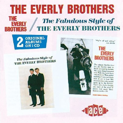 The Everly Brothers, All I Have To Do Is Dream, Melody Line, Lyrics & Chords