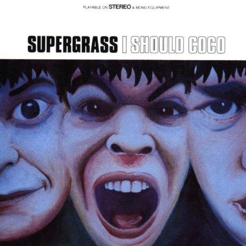 Supergrass, Alright, Melody Line, Lyrics & Chords