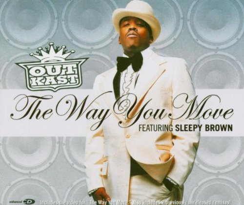 OutKast, The Way You Move, Melody Line, Lyrics & Chords