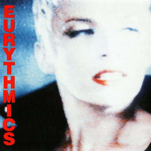 Eurythmics, There Must Be An Angel (Playing With My Heart), Melody Line, Lyrics & Chords