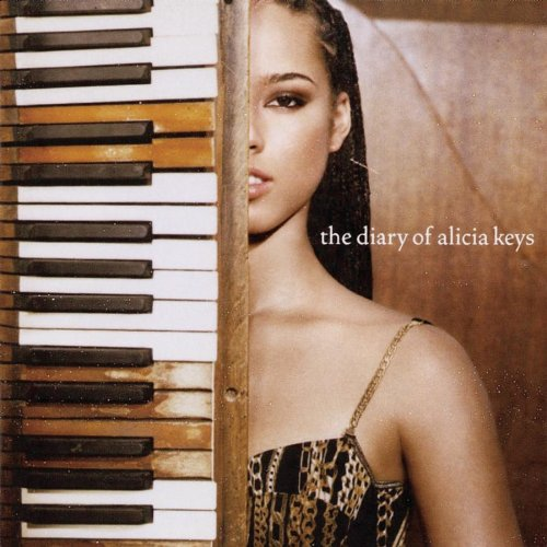 Alicia Keys, You Don't Know My Name, Melody Line, Lyrics & Chords