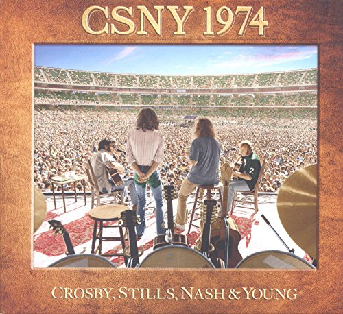 Crosby, Stills & Nash, Immigration Man, Piano, Vocal & Guitar (Right-Hand Melody)