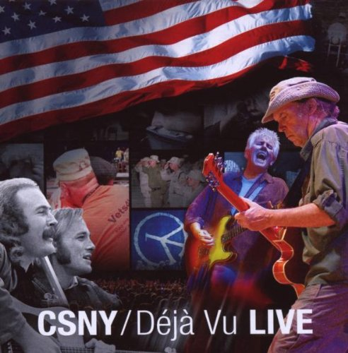 Crosby, Stills & Nash, Military Madness, Piano, Vocal & Guitar (Right-Hand Melody)