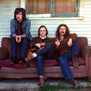 Crosby, Stills & Nash, Southbound Train, Piano, Vocal & Guitar (Right-Hand Melody)