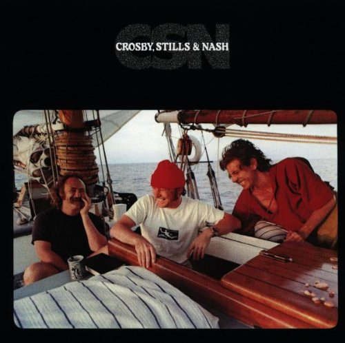 Crosby, Stills & Nash, Shadow Captain, Piano, Vocal & Guitar (Right-Hand Melody)