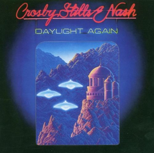 Crosby, Stills & Nash, Too Much Love To Hide, Piano, Vocal & Guitar (Right-Hand Melody)