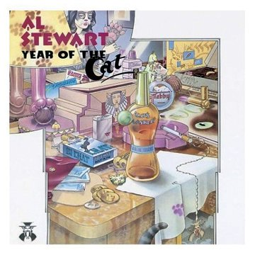 Al Stewart, Year Of The Cat, Piano, Vocal & Guitar (Right-Hand Melody)