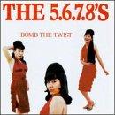The 5.6.7.8's, Woo Hoo, Guitar Tab