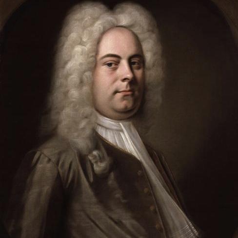George Frideric Handel, Largo (from Xerxes), Piano