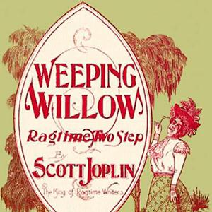 Scott Joplin, Weeping Willow Rag, Piano