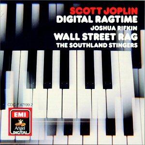 Scott Joplin, Fig Leaf Rag, Piano