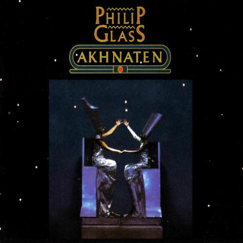 Philip Glass, Dance from Akhnaten, Act 2 Scene 3, Piano