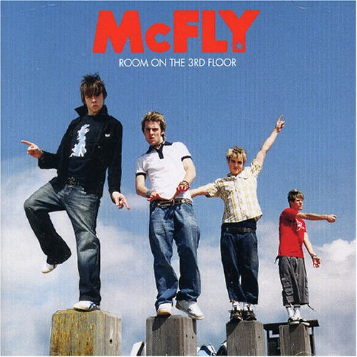 McFly, Down By The Lake, Piano, Vocal & Guitar (Right-Hand Melody)