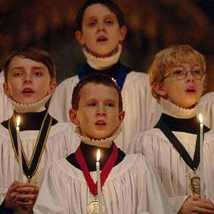 Christmas Carol, Unto Us A Boy Is Born, Piano, Vocal & Guitar (Right-Hand Melody)