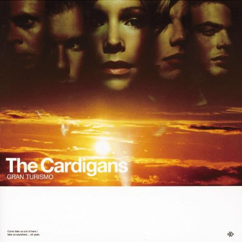 The Cardigans, Explode, Piano, Vocal & Guitar