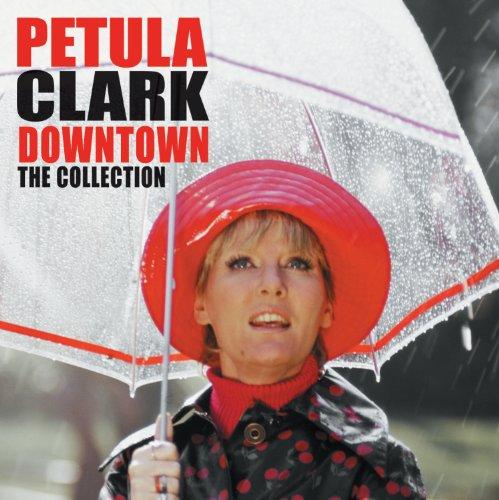 Petula Clark, Downtown, Piano, Vocal & Guitar