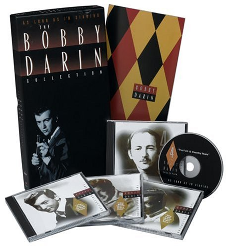 Bobby Darin, Rainin', Piano, Vocal & Guitar