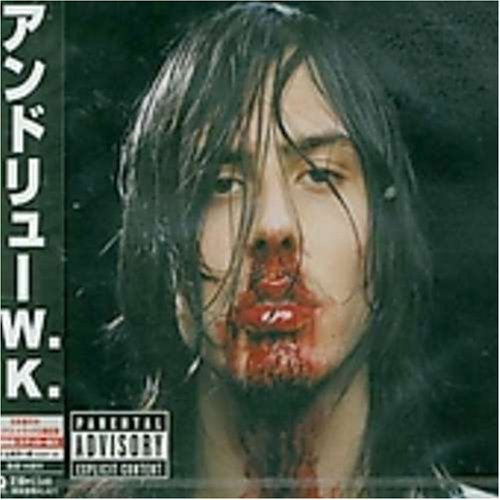 Andrew W.K., Party Hard, Bass Guitar Tab