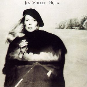 Joni Mitchell, Coyote, Piano, Vocal & Guitar (Right-Hand Melody)