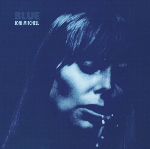 Joni Mitchell, California, Piano, Vocal & Guitar (Right-Hand Melody)
