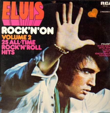 Elvis Presley, One Night, Guitar Tab