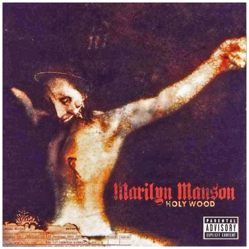 Marilyn Manson, The Fight Song, Guitar Tab