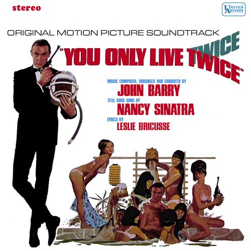 Nancy Sinatra, You Only Live Twice (theme from the James Bond film), Piano