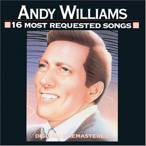 Andy Williams, Moon River (from Breakfast At Tiffany's), Piano, Vocal & Guitar (Right-Hand Melody)