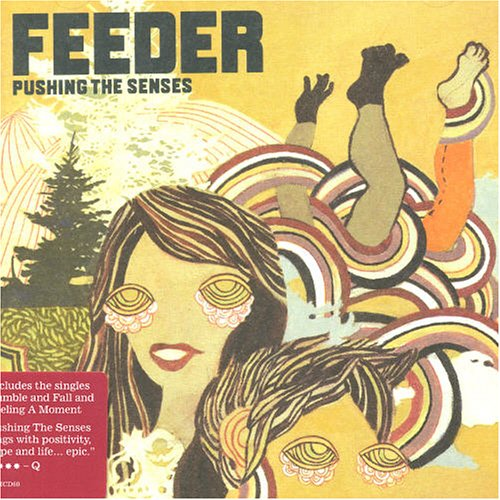 Feeder, Feeling A Moment, Piano, Vocal & Guitar (Right-Hand Melody)