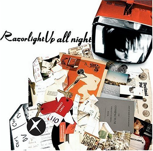 Razorlight, Somewhere Else, Piano, Vocal & Guitar (Right-Hand Melody)