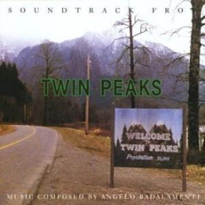 Angelo Badalamenti, Theme from Twin Peaks, Piano