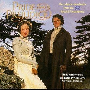 Carl Davis, Pride And Prejudice, Piano