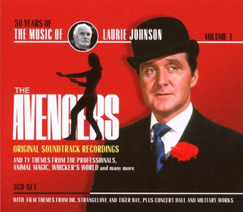 Laurie Johnson, Theme from The Professionals, Piano
