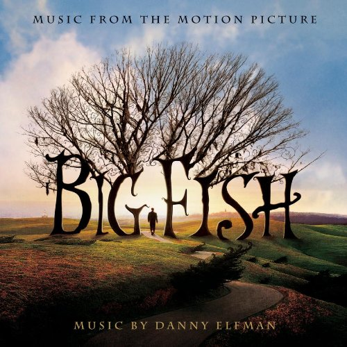 Danny Elfman, Jenny's Theme (from Big Fish), Easy Piano