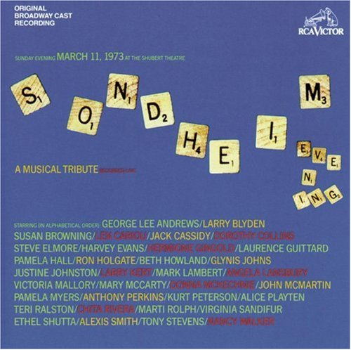 Stephen Sondheim, Being Alive (from Company), Piano & Vocal
