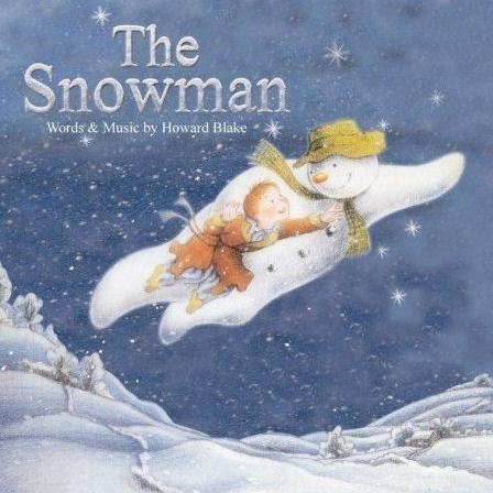 Howard Blake, Walking In The Air (theme from The Snowman), Piano, Vocal & Guitar