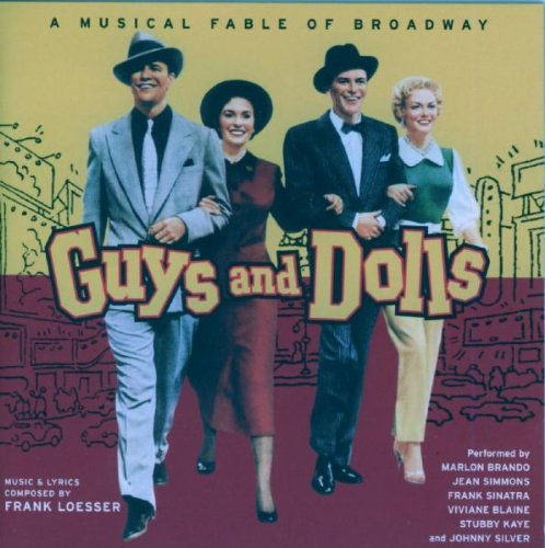 Frank Loesser, If I Were A Bell (from Guys and Dolls), Piano & Vocal