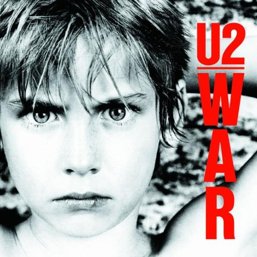 U2, Sunday Bloody Sunday, Piano, Vocal & Guitar (Right-Hand Melody)