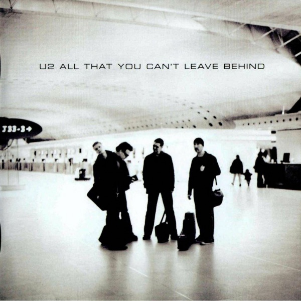 U2, Stuck In A Moment You Can't Get Out Of, Piano, Vocal & Guitar (Right-Hand Melody)