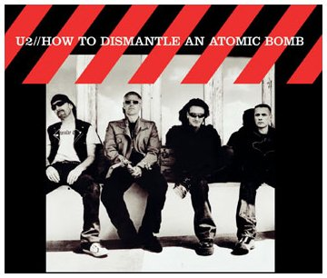 U2, Sometimes You Can't Make It On Your Own, Melody Line, Lyrics & Chords