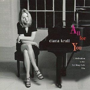 Diana Krall, 'Deed I Do, Piano, Vocal & Guitar