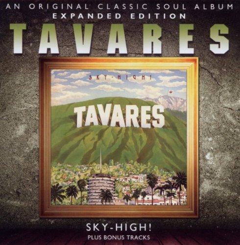 Tavares, Heaven Must Be Missing An Angel, Piano, Vocal & Guitar (Right-Hand Melody)