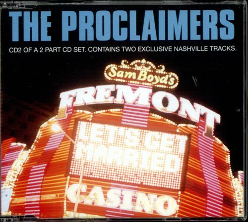 The Proclaimers, Letter From America, Piano