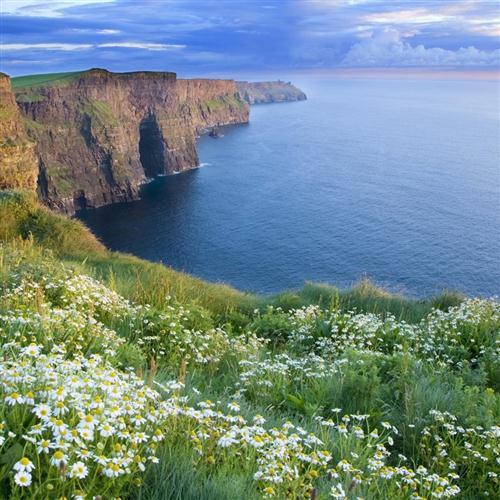 Traditional Irish Song, Drowsy Maggie, Piano