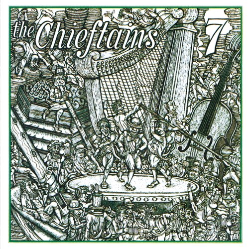 The Chieftains, Friel's Kitchen, Piano