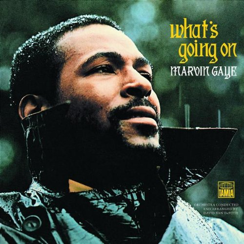Marvin Gaye, What's Going On, Piano, Vocal & Guitar