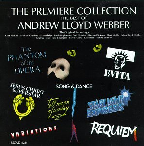 Andrew Lloyd Webber, Starlight Express, Keyboard